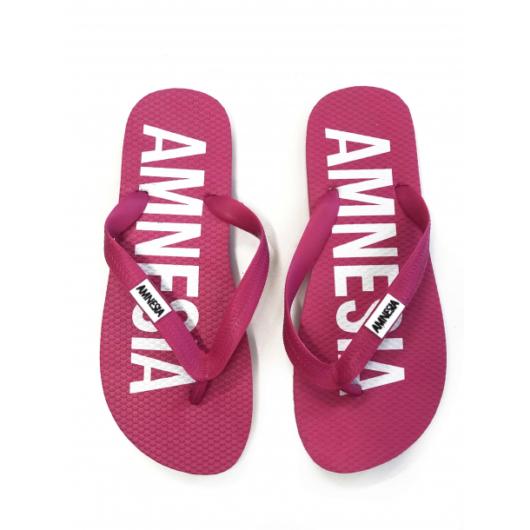 AMNESIA PAPUCS PINK/FEHÉR